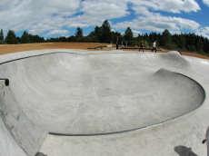 Gabriel Park skatepark
