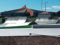 George Town New Skate Park