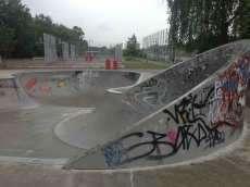 Gleisdreieck Skatepark