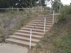 UC Res Rail