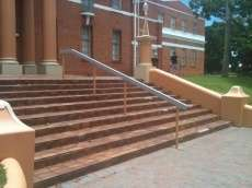 Town Hall Ten Stair & Rail