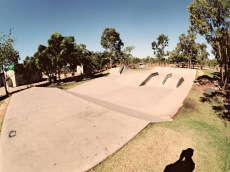Deeragun, Woodlands Skatepark