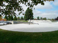 Tsawwassen skatepark
