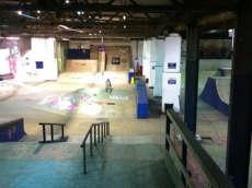 Adrenaline Alley Skatepark