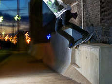 bridge wallride