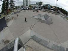 Alexandra Headlands Skate Park