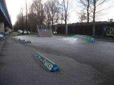 Amnestyplein Skatepark