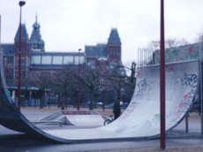 Amsterdam Skate Park