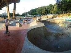 Arcueil Gentilly Skatepark
