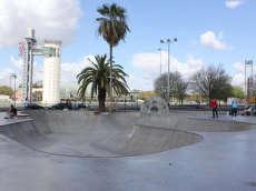 Plaza de Armas Skatepark