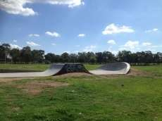 Webb Park Skatepark