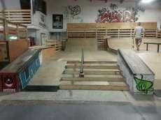 Asylum Indoor Skatepark