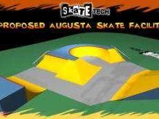 Augusta Skate park