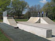 Banbury Skate Park