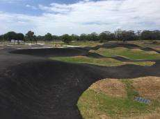 Barden Ridge Bump Track