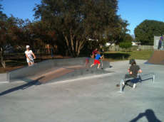 Burrum Heads Skatepark