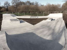 Barsbüttel Skate Park