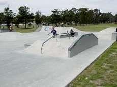 Bass Hill Skate Park