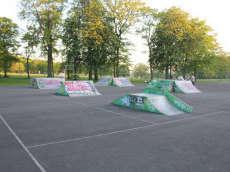 Beckett Park Skatepark