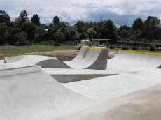 Bellingen New Skatepark