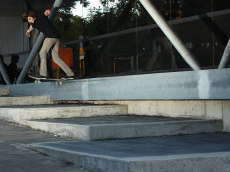 Metal Cap Ledge