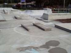 Berkeley Vale Skatepark