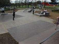 Berwick Skatepark