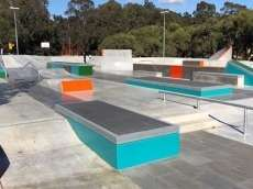 Bibra Lake New Skatepark