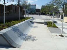 Kesselbrink Skate Plaza