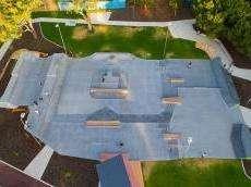 Bina Parkland Skatepark