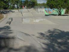 Boyne Island Skate Park