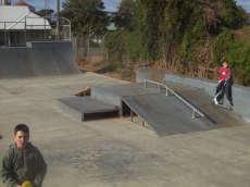 Birchip Skate Park