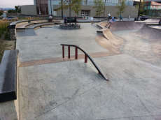 Burlington Skatepark