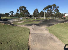 Burndap Pump Track