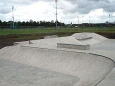 Burton Upon Trent Skate Park