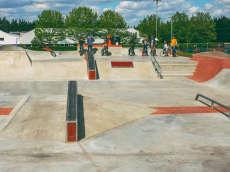 Bury St Edmunds Skatepark
