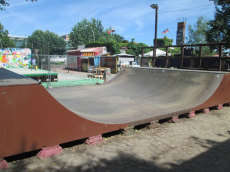Yaam Mini Ramp