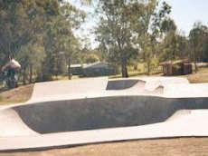 Calliope Skate Park