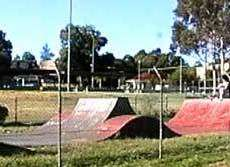Camden Mini Ramp