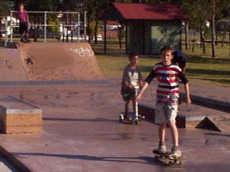 Cardiff Skate Park
