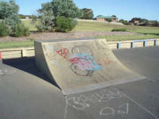 Carrum Downs Old Skatepark