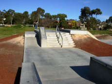 Castlemaine New Skatepark