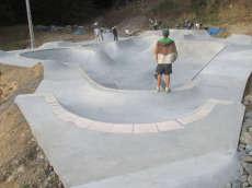 Chamrousse Skatepark