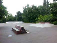 Charlottenburg Skatepark