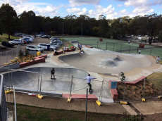 Cherrybrook New Skatepark