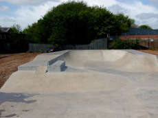 Chesterfield Skate Park