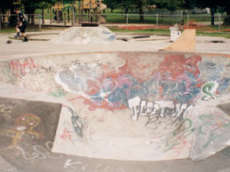 China Creek Skate Park