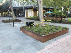 City Walk Planter
