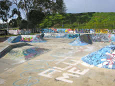 Claremont Skate Park (CLOSED)
