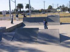 Clarendon Skate Park